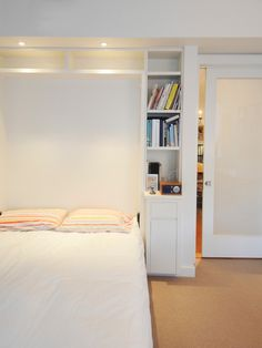 Awesome Home Design Bedding Furniture with a Murphy bed - HOME DESIGN ADVISOR
