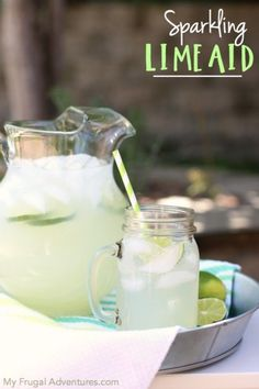 Sparkling Limeaid Recipe