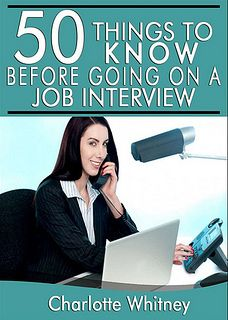50 Things to Know Before Going on a Job Interview is a fast and easy read for anyone looking to make a career move. It is currently FREE on Amazon.com today.