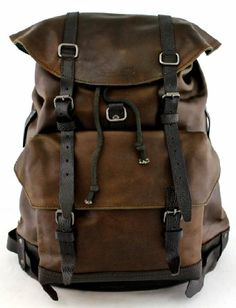 Mon Legionnaire INDUS vintage leather shoulder bag traveling bag Unisex PAUL MARIUS Vintage & Retro: Amazon.co.uk: Sports & Outdoors