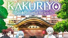 Kakuriyo no Yadomeshi Capitulos Bed And Breakfast, Broadway Shows, Cartoon, Manga, Cartoons, Manga Comics, Comic