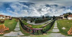 One of my very first Pano shots clicked 2 years ago wasn't perfect though.  Hope you guys remember this @the3hungrymen @daadambe @hungrynikhil  Looking forward to post my travel and biking activities everyday :D  #clubmahindra #clubmahindraresort #clubmahindraooty #the3hungrymen #t3hm #travelbloggers #traveldiaries #pano #panorama #panoramaview #DerbyGreen #ooty #ootytrip #travelstories #wanderlust #travelgram