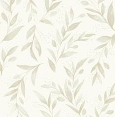 Don't miss this great bargain on magnolia home by joanna gaines 56 sq. olive branch wallpaper, beige from Magnolia Home by Joanna Gaines. Stripped Wallpaper, Beige Wallpaper, Home Wallpaper, Wallpaper Roll, Pattern Wallpaper, Farmhouse Wallpaper, Bathroom Wallpaper, Wallpaper Ideas, Olives