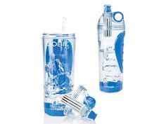 H20 Filtering Water Bottle by Gobie