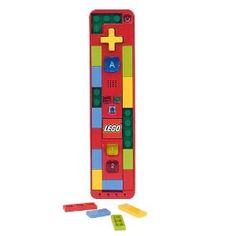 Lego Play & Build Télécommande pour Wii - Compatible avec Nintendo Wii Motion plus