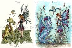 amy brown dragons - Google Search