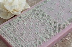 big lace soap