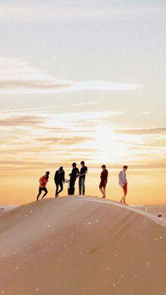 Amazing edit exo in Dubai Chanyeol Baekhyun, Exo Kai, Park Chanyeol, Kpop Exo, K Pop, Exo Album, Exo Official, Exo Fan Art, Exo Lockscreen