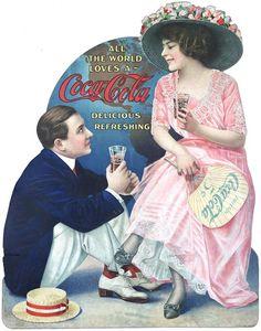 Vintage Coca-Cola 1911