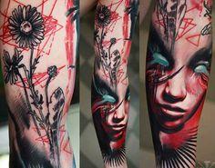 tattoo by Timur Lysenko More of his tattoos works on: www.worldtattoogallery.com/tattoo-artist/timur-lysenko