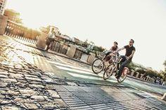 Sevilla se suma al Plan Andaluz de la Bicicleta