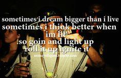 Last one Big Sean Quotes, Last One, Dream Big, Movie Posters, Film Poster, Billboard, Film Posters
