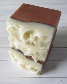 Red Clay and Rosemary Soap - gorgeous
