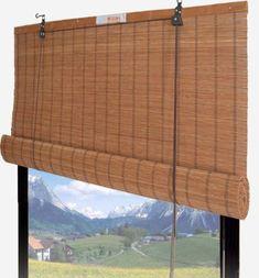 "Bamboo Roll up Shade Window Blind - 30"" W X 72"" H (#67-280) GinsonWare http://www.amazon.com/dp/B00HB8LCJM/ref=cm_sw_r_pi_dp_8K-1tb197W80RV6E"