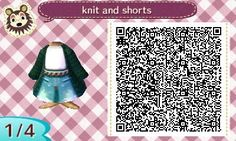 ACNL BLOG — I took a stab at making some distressed shorts!