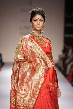 Lakmé Fashion Week – Vaishali S at LFW WF 2014
