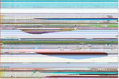 horizontal lines texture Selling Art Online, Art Base, Glitch Art, Saatchi Online, Mixed Media Painting, Collage Art, Surfboard, Original Artwork, Saatchi Art