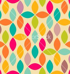 Colorful geometric pattern vector 4226520 - by Heizel on VectorStock®