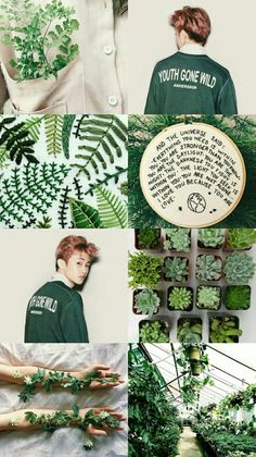 Mark NCT aesthetic