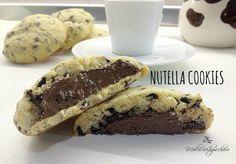 Nutella cookies ricetta velocissima