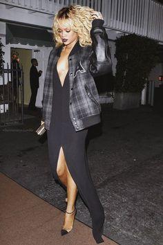 #Rihanna #style #givemesomerih | RIHANNA | M E G H A N ♠ M A C K E N Z I E