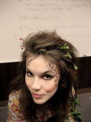mother nature costume makeup - Google Search