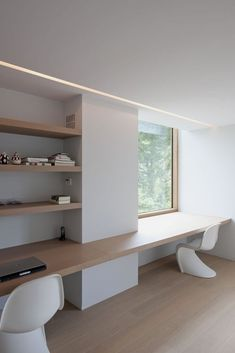 Small Home Office Design Home Office Space, House Design, Interior Design, House Interior, Office Interiors, Home, Interior, Home Office Design, Office Design