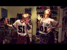 Taylor Hatala y Larsen Thompson, las jóvenes bailarinas que te dejarán con la boca desencajada