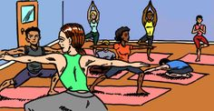 The ultimate guide to yoga lingo...