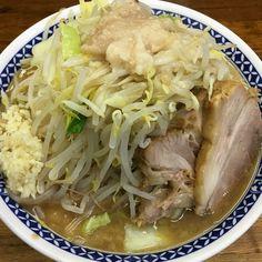 二郎(新小金井街道店)の小ラーメン