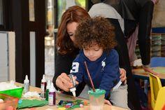 Arts & Crafts at the LAU ECC Christmas event