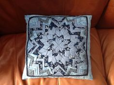 Somerset folded patchwork