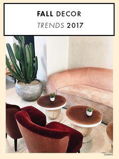 The best fall decor trends on Pinterest.