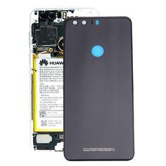 [$7.97] iPartsBuy Huawei Honor 8 Original Battery Back Cover(Black)