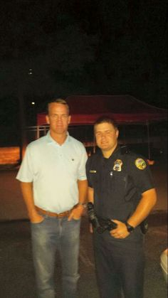 Peyton Manning visits Chattanooga to honor military and police o - WRCBtv.com   Chattanooga News, Weather & Sports
