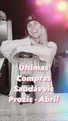 Últimas #Compras #Saudáveis #Prozis - #Abril 👇🏽 Fashion, Healthy Shopping, Kitchen, Moda, Fashion Styles, Fashion Illustrations