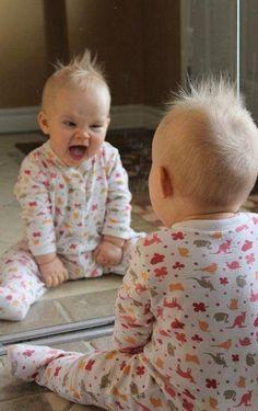 Ha ha.. We meet again... & you make my hair stand on end!