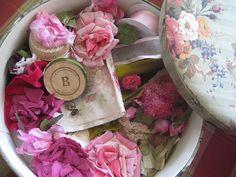 millinery flowers