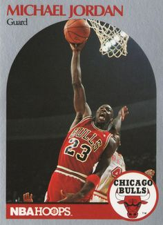 A Pro Set Michael Jordan card? It happened--but just as a prototype. Rich Klein looks at a piece of hobby history--and two other interesting Pro Set issues. Michael Jordan Basketball Cards, Michael Jordan Unc, Jeffrey Jordan, Chigago Bulls, Chicago Movie, Basketball History, Nba Basketball, Jordan Bulls, Sports Stars
