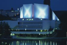 Sat 16.9. at 8pm we will join a global Light-Up-for-Mito campaign by lighting our tower green. @MitoAware #lightupformito @helviestinta - Finlandia Hall (@finlandiatalo) | Twitter