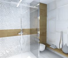 Magda Piekarska - project of bathroom