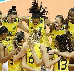 Seleção brasileira consegue seu 9.º título de Grand Prix