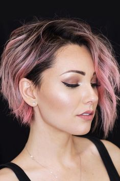 Hottest Short Haircuts For Women in 2020 ★