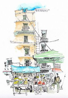 Via dei Vergini, Naples. | Flickr - Photo Sharing!