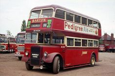 1947 Leyland with Northern Counties bodi Routemaster, Buses And Trains, Old Commercials, Bus Coach, London Bus, Civil Aviation, England Uk, Nottingham, Coaches