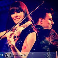 Linzi Stoppard FUSE Violin