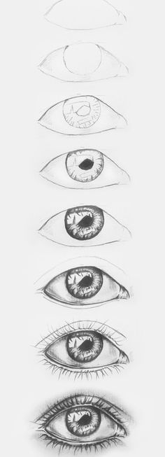 20 Amazing Eye Drawing Ideas & Inspiration Need some drawing inspiration? Well you've come to the right place! Here's a list of 20 amazing eye drawing ideas and inspiration. Why not check out this Art Drawing Set Artis… Easy Eye Drawing, Eye Drawing Tutorials, Realistic Eye Drawing, Drawing Tutorials For Beginners, Human Drawing, Drawing Tips, Drawing Ideas, Drawing Drawing, Magic Drawing