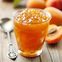 Speedy Apricot Jam