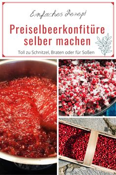 Nuss Nougat Creme, Food, Red Berries, Fried Cabbage Recipes, Roast, Make Your Own, Simple, Essen, Meals