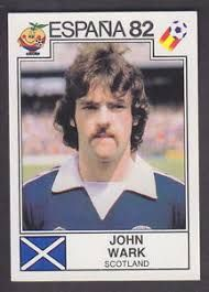 Image result for espana 82 panini scotland John Wark, Paolo Maldini, Football Stickers, Fifa World Cup, Trading Cards, Scotland, Baseball Cards, David Hay, Panini